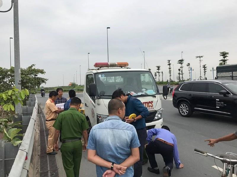Xe cứu hộ tông chết 2 phụ nữ, 1 người nguy kịch - ảnh 2