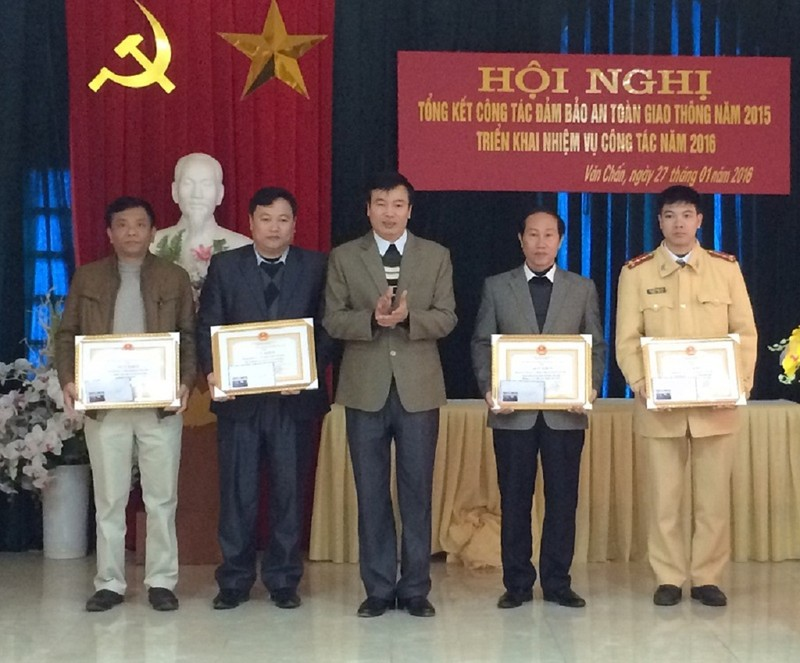 Ông Quý thôi chức, Sở TN&MT Yên Bái có lãnh đạo mới - ảnh 1