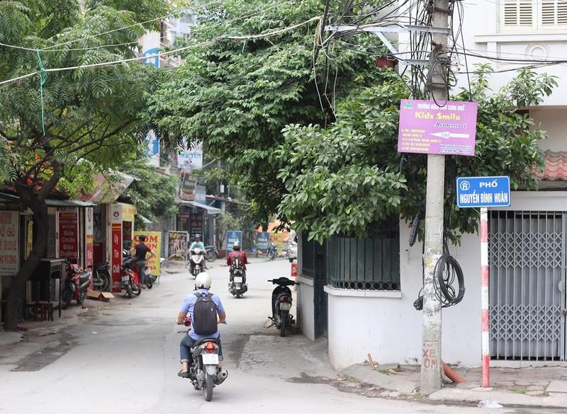 Cận cảnh con đường sắp mang tên nhà tư sản Trịnh Văn Bô - ảnh 3