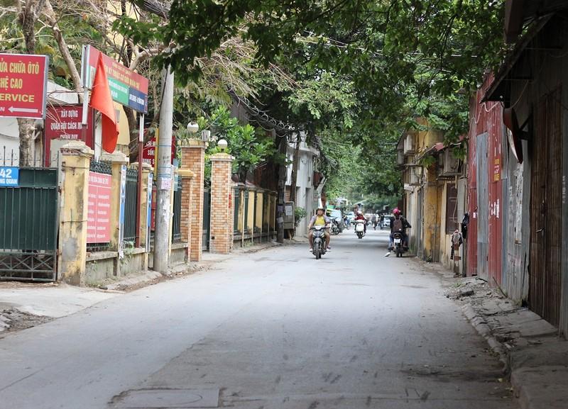 Cận cảnh con đường sắp mang tên nhà tư sản Trịnh Văn Bô - ảnh 6