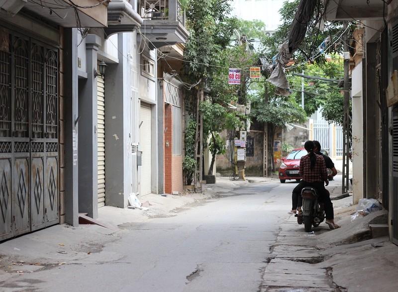 Cận cảnh con đường sắp mang tên nhà tư sản Trịnh Văn Bô - ảnh 7