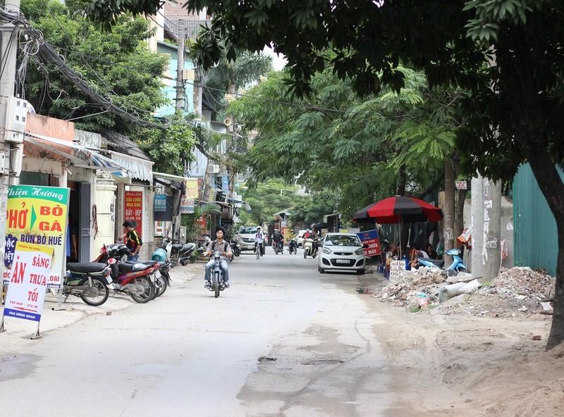Cụ thể, vào kỳ họp diễn ra đầu tháng 12-2017, HĐND TP Hà Nội sẽ xem xét đặt tên 20 tuyến đường, phố mới và điều chỉnh độ dài 5 tuyến phố.