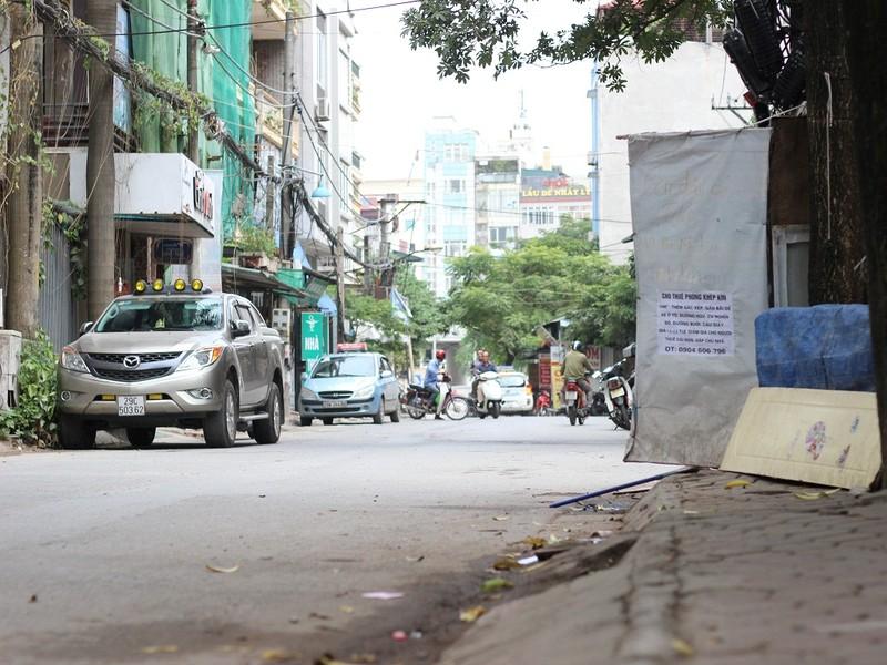 Cận cảnh con đường sắp mang tên nhà tư sản Trịnh Văn Bô - ảnh 8