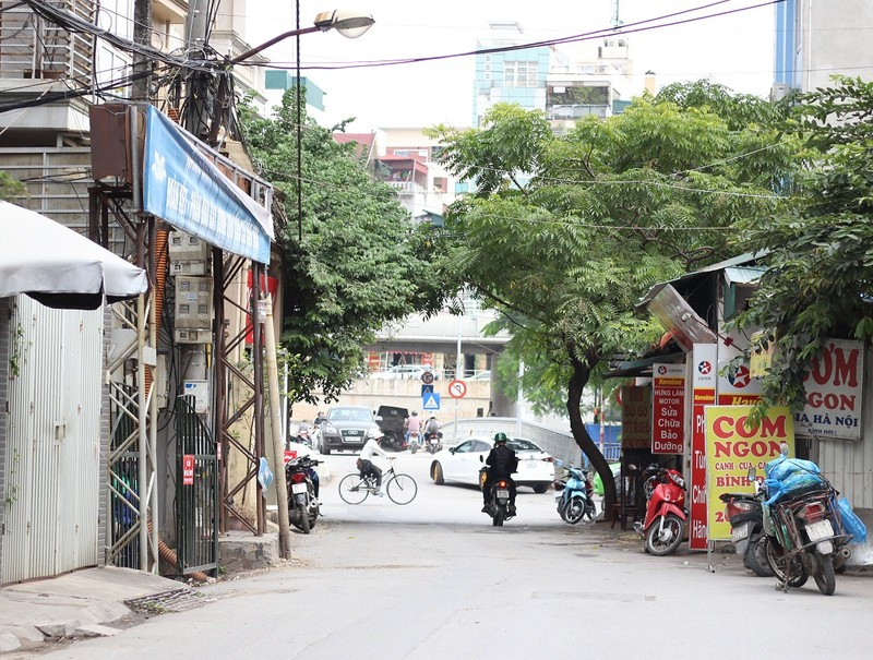 Cận cảnh con đường sắp mang tên nhà tư sản Trịnh Văn Bô - ảnh 9