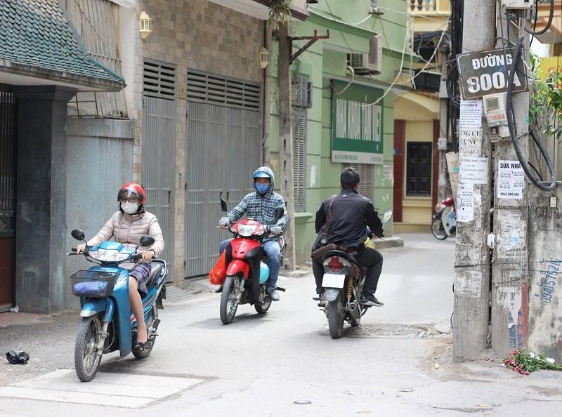 Cận cảnh con đường sắp mang tên nhà tư sản Trịnh Văn Bô - ảnh 10