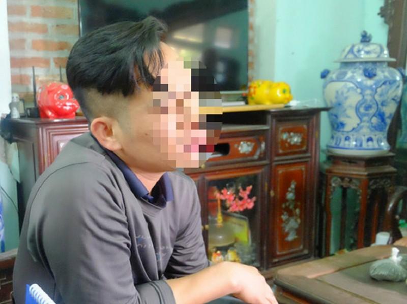 Bạo hành dã man con trai 9 tuổi vì... cháu hư - ảnh 1