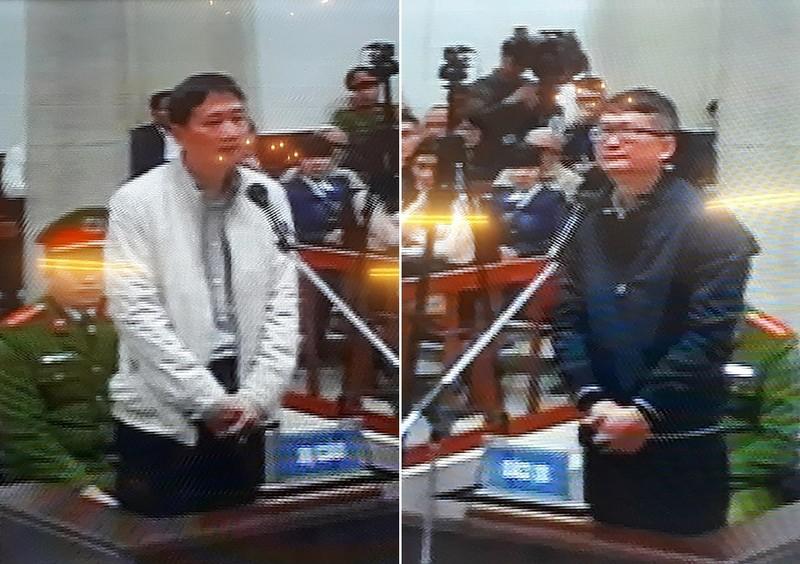 LS của Trịnh Xuân Thanh đề nghị tòa không xử quá muộn - ảnh 1