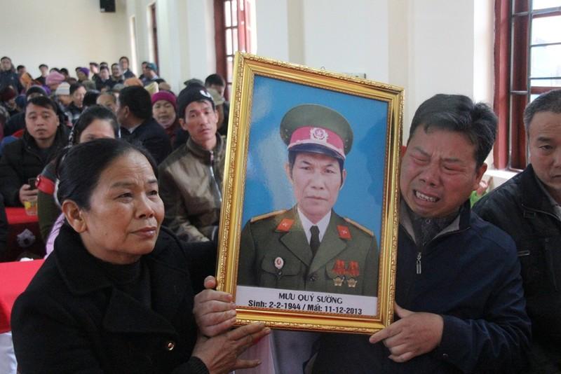 Toàn cảnh xin lỗi người tù oan 40 năm mang án giết vợ - ảnh 4