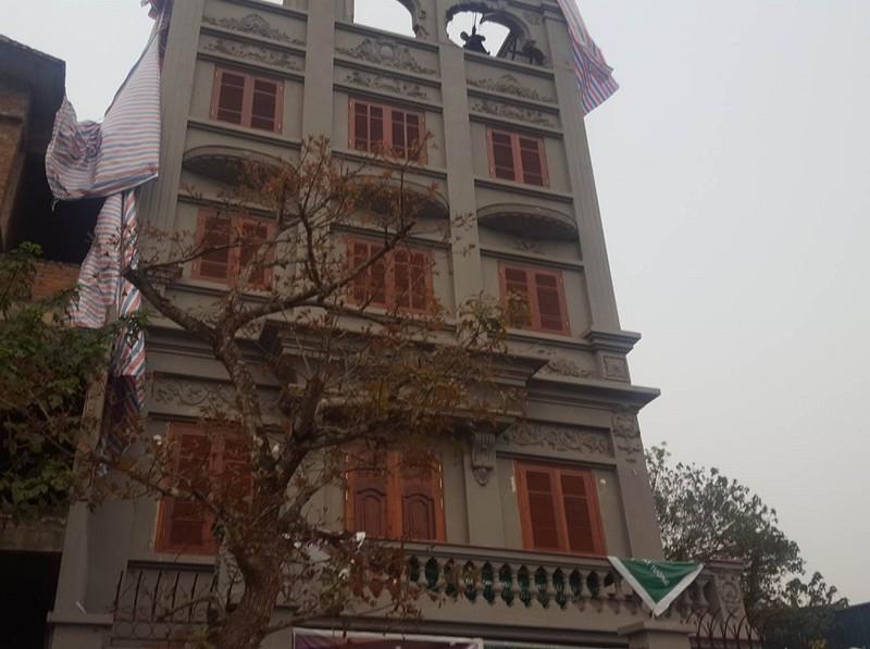 Phá dỡ phần vi phạm ở biệt thự của ông Nguyễn Thanh Hóa - ảnh 3