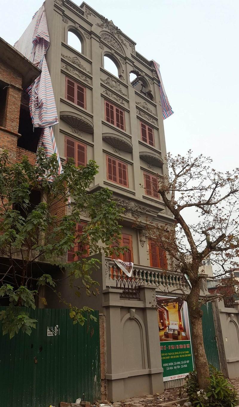 Phá dỡ phần vi phạm ở biệt thự của ông Nguyễn Thanh Hóa - ảnh 2