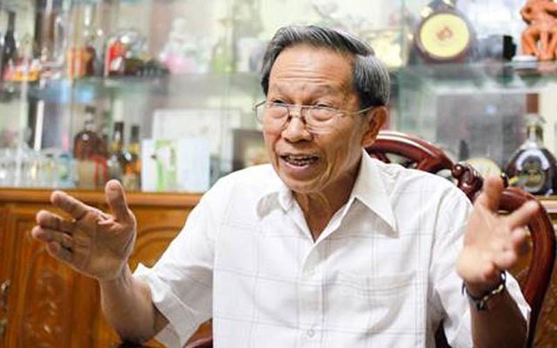 Thiếu tướng Lê Văn Cương nói về vụ ông Nguyễn Thanh Hóa - ảnh 1