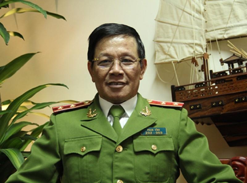 Chưa có động thái tố tụng nào với tướng Phan Văn Vĩnh - ảnh 1
