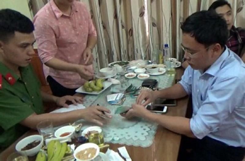 Công an Yên Bái: Nhà báo Duy Phong cưỡng đoạt 200 triệu - ảnh 1