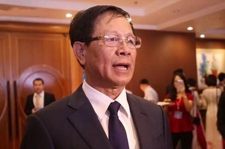 Bắt giam, tước danh hiệu CAND ông Phan Văn Vĩnh - ảnh 1