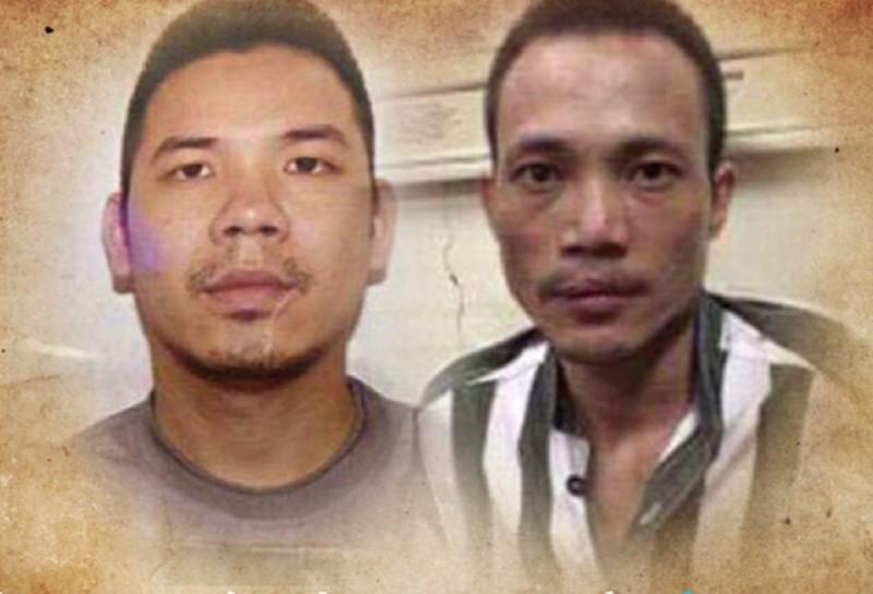 2 tử tù khoét tường vượt ngục chuẩn bị hầu tòa - ảnh 1