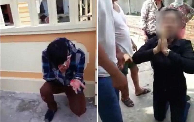 Đôi nam nữ bị vây đánh vì nghi dùng thuốc mê cướp tài sản - ảnh 1