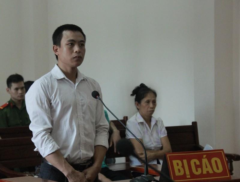 Bị cáo 'đòi' thay KSV vì cho rằng liên tục bị buộc tội - ảnh 1