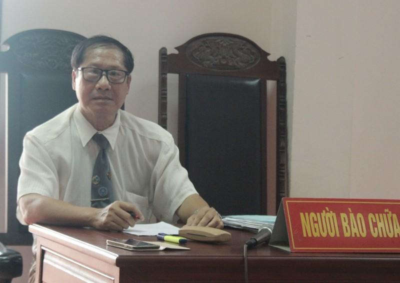 Bị cáo 'đòi' thay KSV vì cho rằng liên tục bị buộc tội - ảnh 4