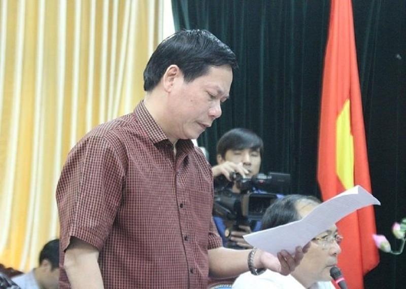 Nóng: Khởi tố ông Trương Quý Dương vụ chạy thận 9 người chết - ảnh 1
