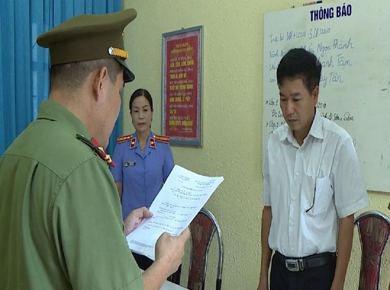 Hành trình 'phá tan' đường dây gian lận điểm thi tại Sơn La - ảnh 3