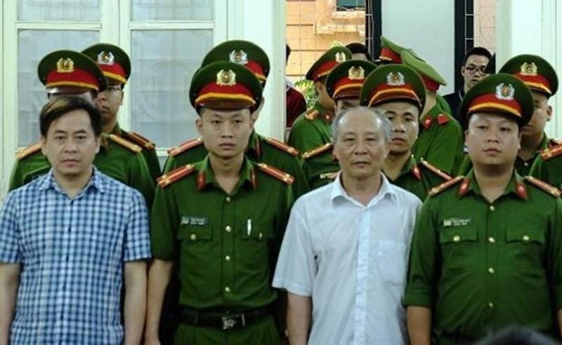 Những tướng công an nào bị bắt, phạt tù trong thời gian qua? - ảnh 3