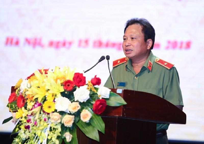 Bộ Công an bổ nhiệm cục trưởng Cục Truyền thông CAND - ảnh 1