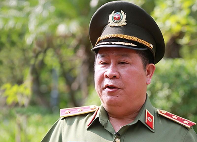Xóa tư cách phó tổng cục trưởng đối với ông Bùi Văn Thành - ảnh 1