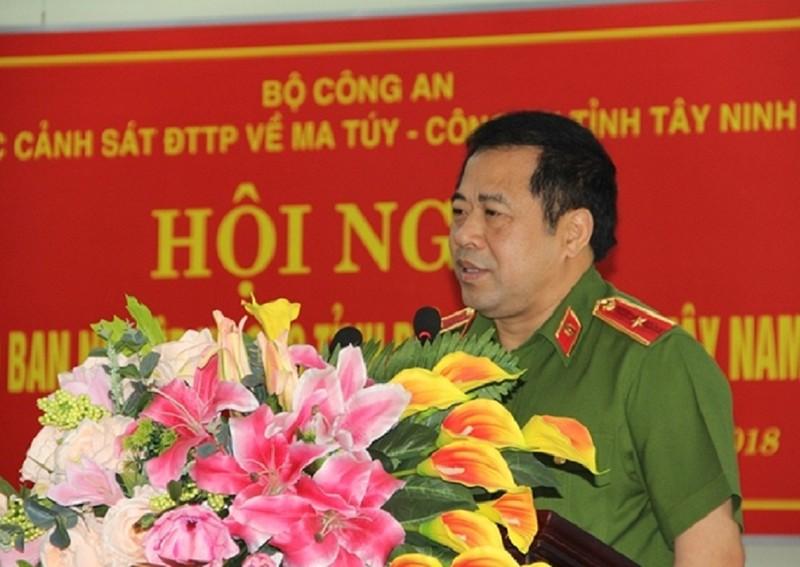 Tội phạm ma túy từ Campuchia vào Việt Nam rất manh động - ảnh 1