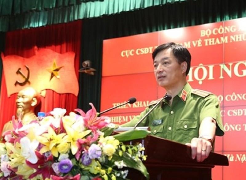 Thiếu tướng Nguyễn Duy Ngọc làm Cục trưởng Cảnh sát kinh tế - ảnh 1
