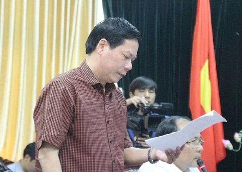 VKS phê chuẩn việc khởi tố ông Trương Quý Dương - ảnh 1