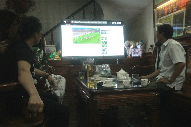 Cha Quang Hải tin con trai và U-23 Việt Nam sẽ thắng - ảnh 3