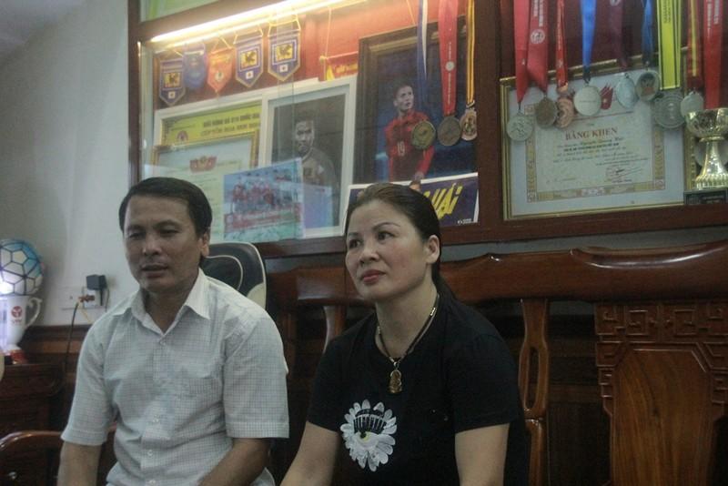 Cha Quang Hải tin con trai và U-23 Việt Nam sẽ thắng - ảnh 4