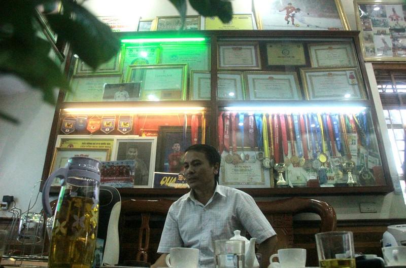 Cha Quang Hải tin con trai và U-23 Việt Nam sẽ thắng - ảnh 5