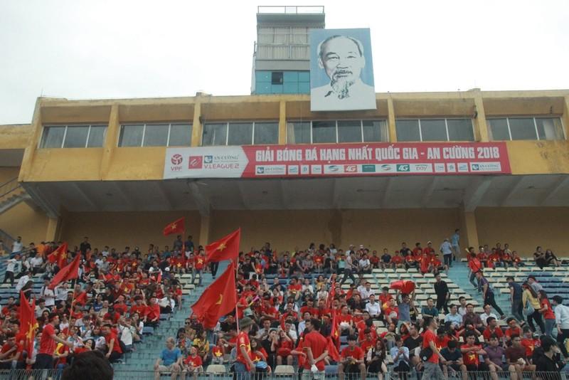 Hà Nội đã sẵn sàng 'cháy rực' cùng Olympic Việt Nam - ảnh 5