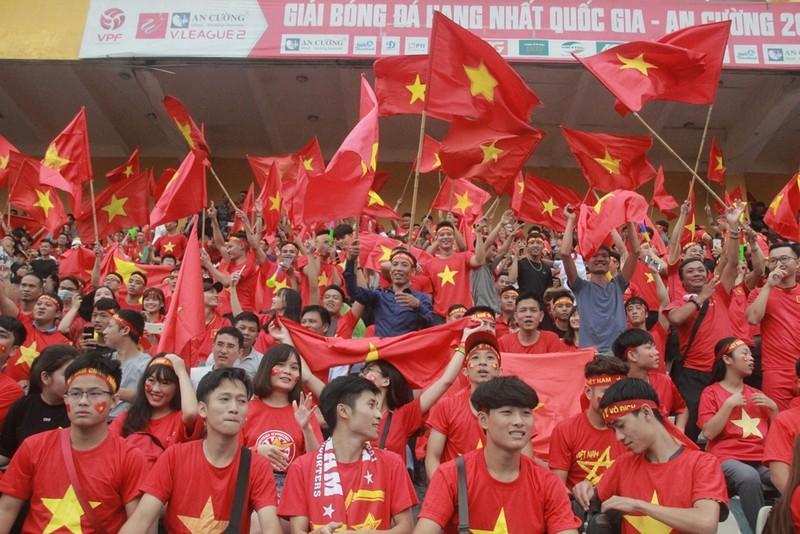 Hà Nội đã sẵn sàng 'cháy rực' cùng Olympic Việt Nam - ảnh 6