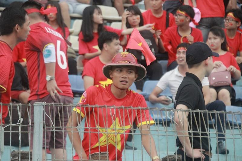 Hà Nội đã sẵn sàng 'cháy rực' cùng Olympic Việt Nam - ảnh 8