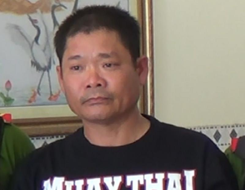 Bắt 1 thành viên của tổ chức Việt Tân cùng nhiều súng đạn - ảnh 1