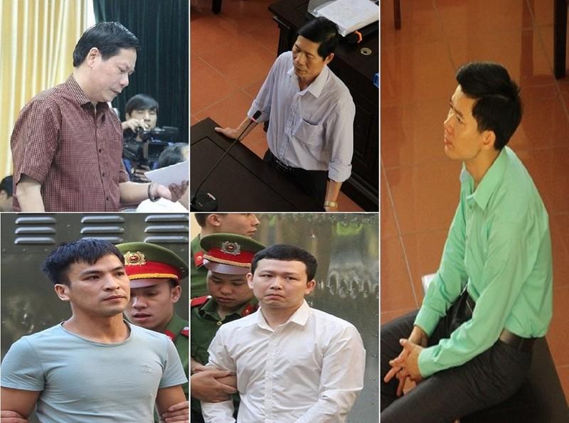 Những ai đã bị khởi tố trong vụ BS Hoàng Công Lương? - ảnh 1