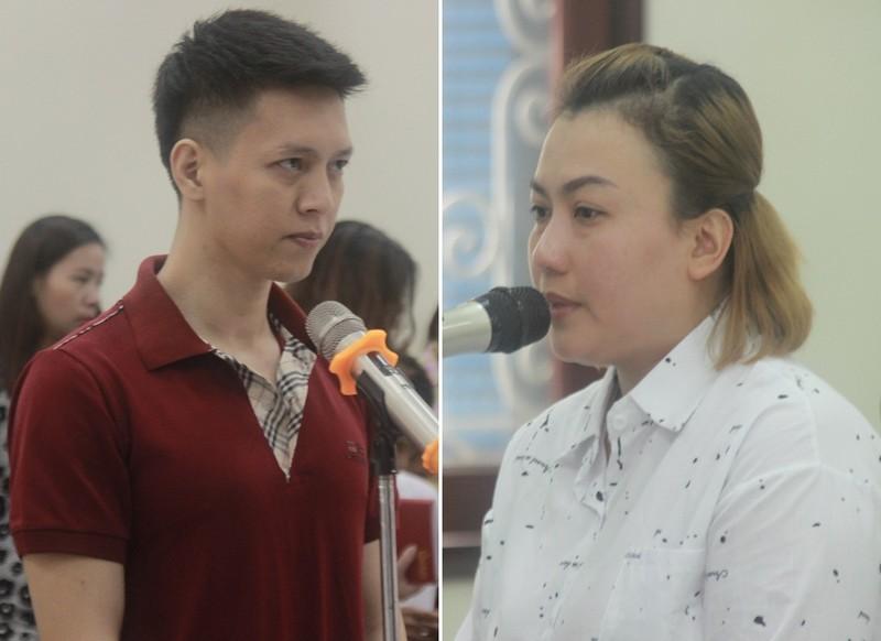Hơn 11 năm tù cho 2 vợ chồng hành hạ dã man con trai - ảnh 1