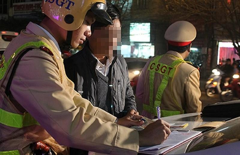 CSGT sẽ trừ điểm vào giấy phép lái xe của người vi phạm? - ảnh 3