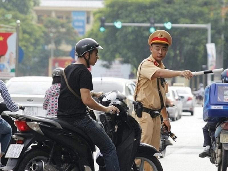 CSGT sẽ trừ điểm vào giấy phép lái xe của người vi phạm? - ảnh 2