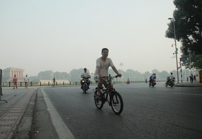 Hà Nội cấm nhiều tuyến đường để phục vụ lễ quốc tang - ảnh 1