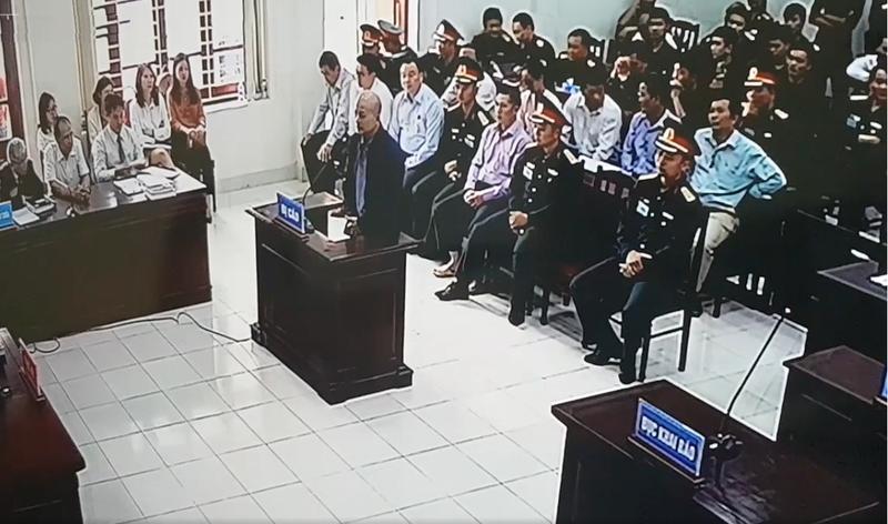 Tòa án quân sự Trung ương bác toàn bộ kháng cáo của Út 'trọc' - ảnh 2