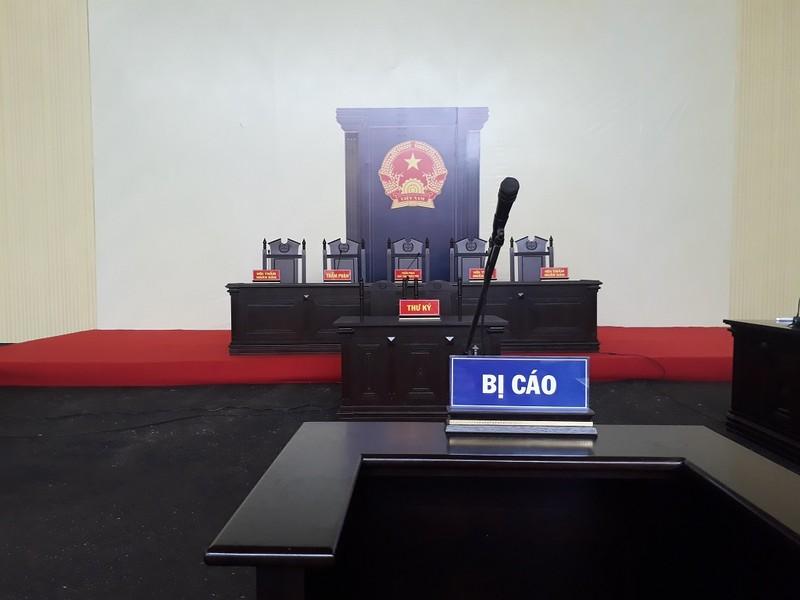 TAND tỉnh Phú Thọ đã sẵn sàng xét xử cựu tướng Phan Văn Vĩnh  - ảnh 4