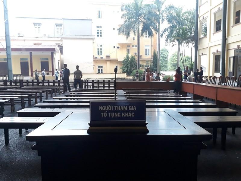 TAND tỉnh Phú Thọ đã sẵn sàng xét xử cựu tướng Phan Văn Vĩnh  - ảnh 5