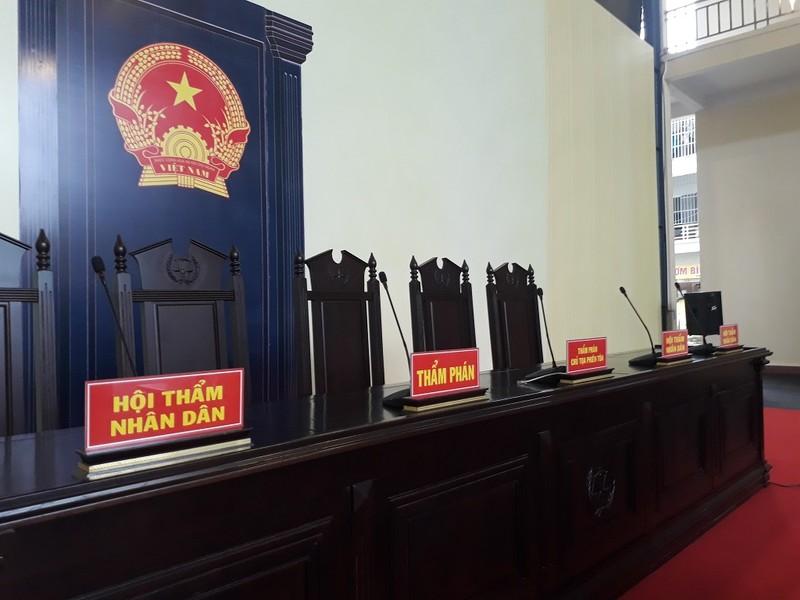 TAND tỉnh Phú Thọ đã sẵn sàng xét xử cựu tướng Phan Văn Vĩnh  - ảnh 7