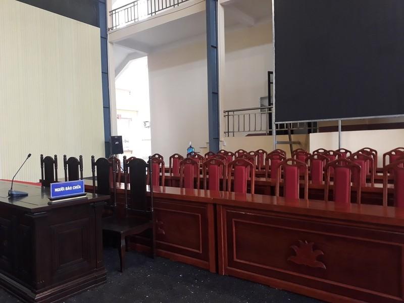 TAND tỉnh Phú Thọ đã sẵn sàng xét xử cựu tướng Phan Văn Vĩnh  - ảnh 9