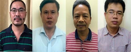 Bộ Công an bắt giam hàng loạt người trong vụ ethanol Phú Thọ - ảnh 1