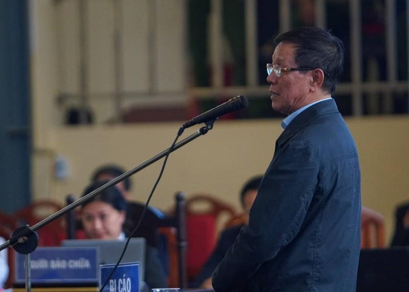 Ông Phan Văn Vĩnh nói chưa bao giờ chống lưng cho tội phạm - ảnh 1