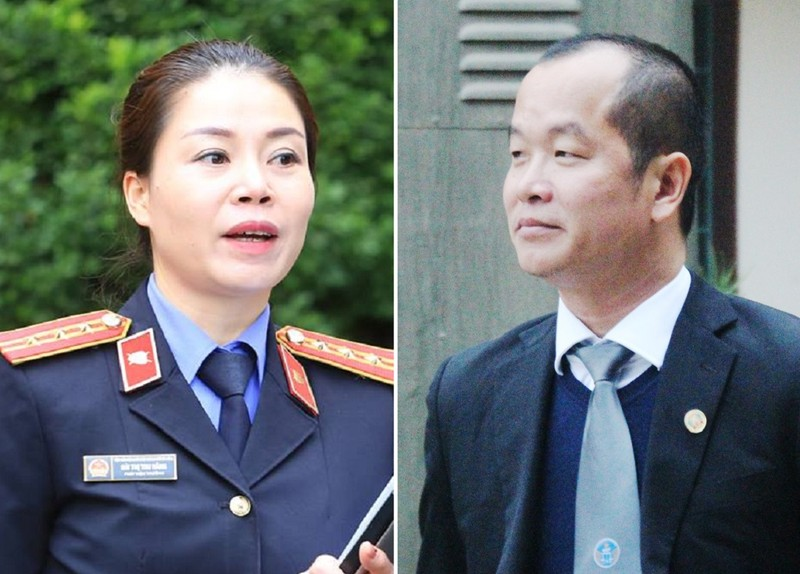 Vụ BS Lương: Luật sư và VKS đối đáp về 'dấu hiệu đầu độc' - ảnh 1